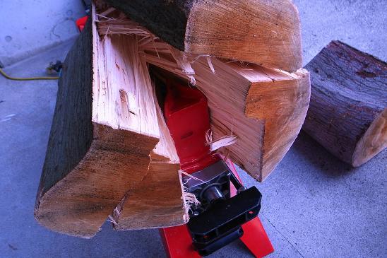 薪割り機3