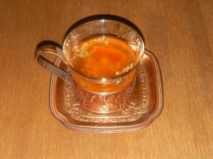 11月17日梅醤番茶 クリスタルツリー 001