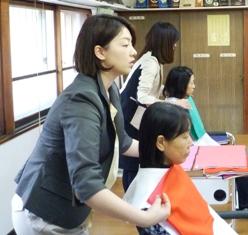 千葉弘子きもの学院 (2)