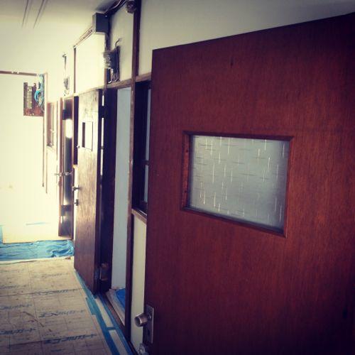 二階廊下2