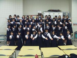 椙山女学園高等学校制服画像