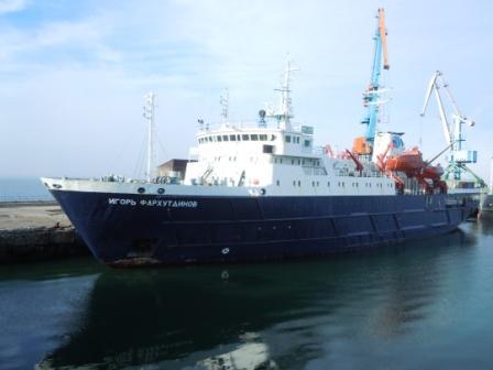 ロシア客船