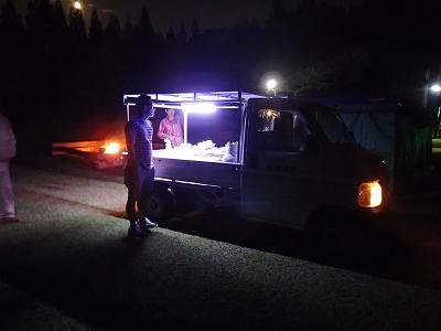 キャンプ場にチャルメラ20140924