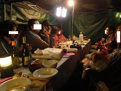 キノコキャンプ20140924