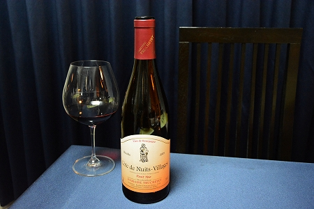 コガモのワイン20131023