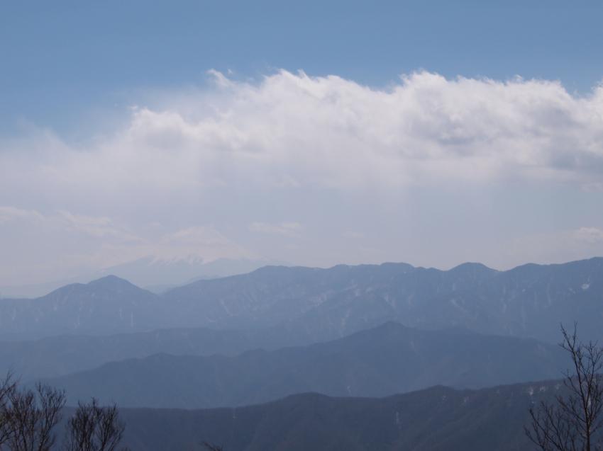 2012年 4月1日 雲取山 43