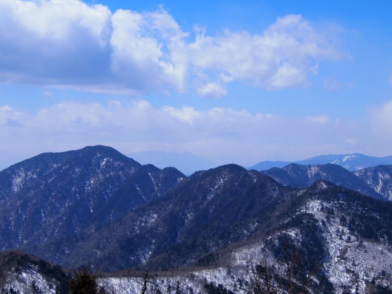 2012年 4月1日 雲取山 44
