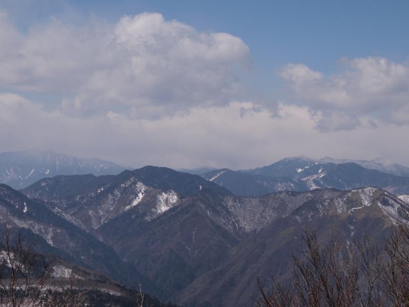 2012年 4月1日 雲取山 45