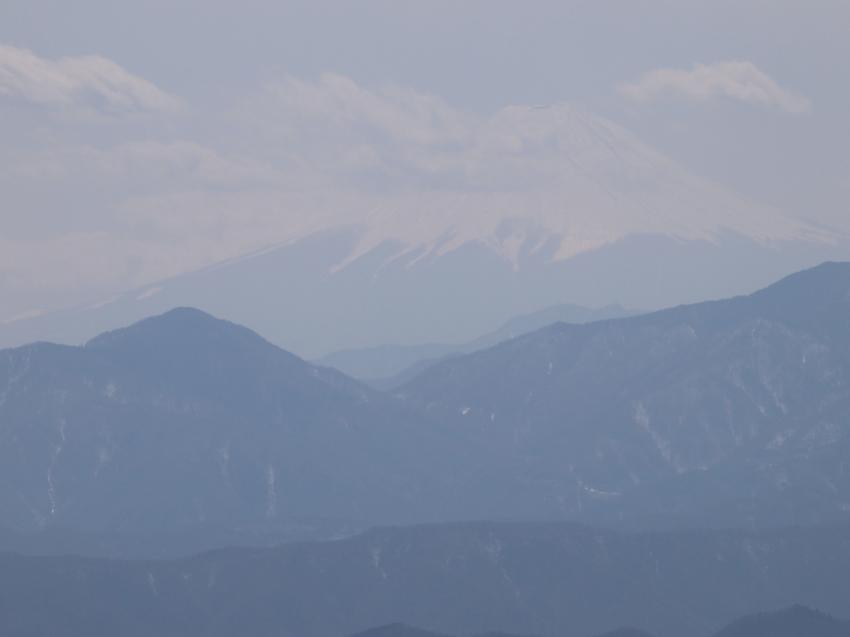 2012年 4月1日 雲取山 46