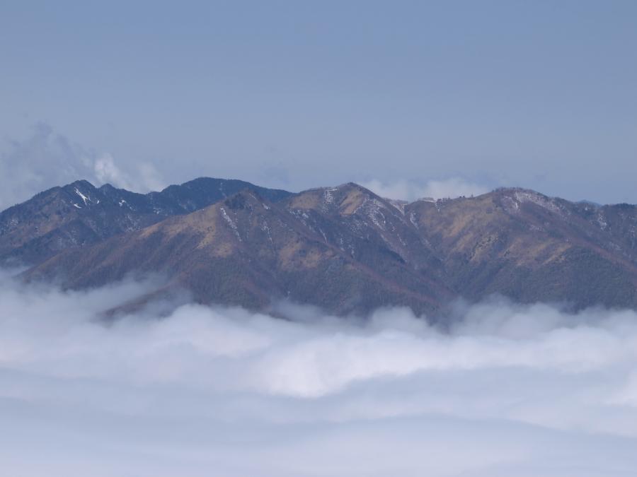 2012年 4月21日 長沢背稜  16