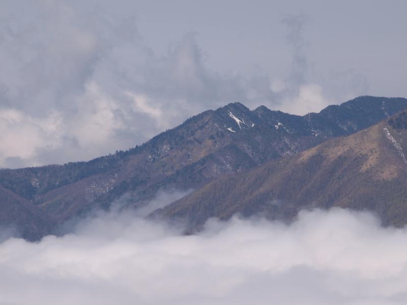 2012年 4月21日 長沢背稜  19