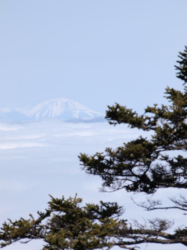 2012年 4月21日 長沢背稜  21
