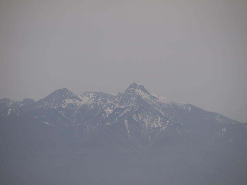 2012年 4月30日 南アルプス 34