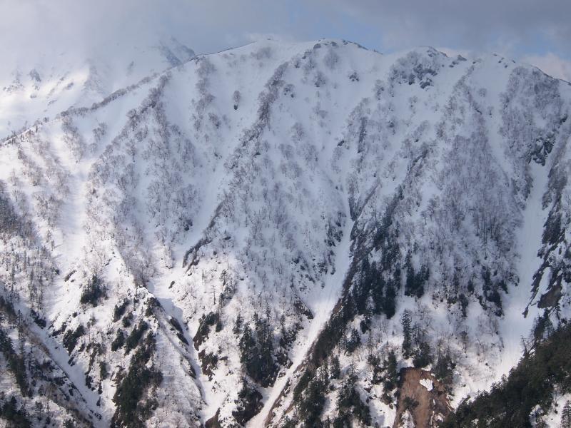 2012年 5月5日 北アルプス燕岳 6