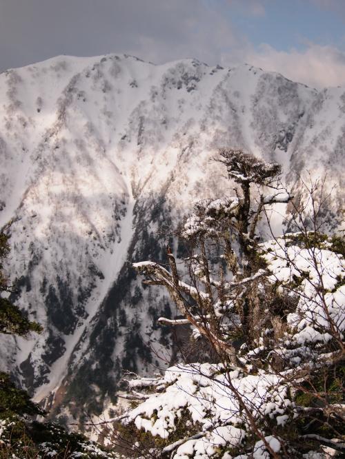 2012年 5月5日 北アルプス燕岳 8