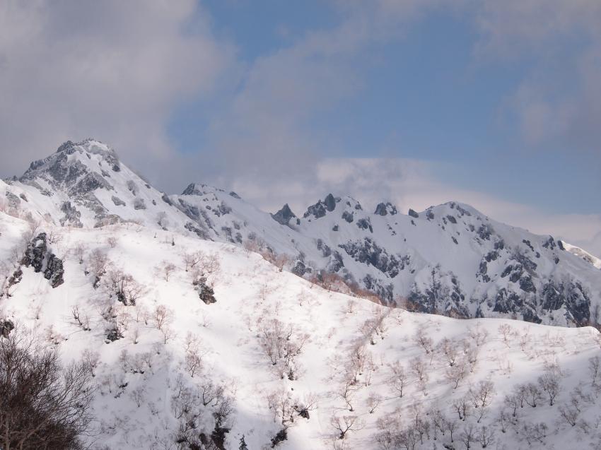 2012年 5月5日 北アルプス燕岳 11