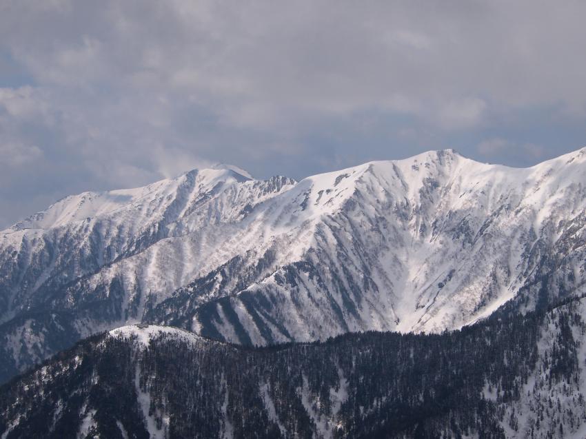 2012年 5月5日 北アルプス燕岳 12