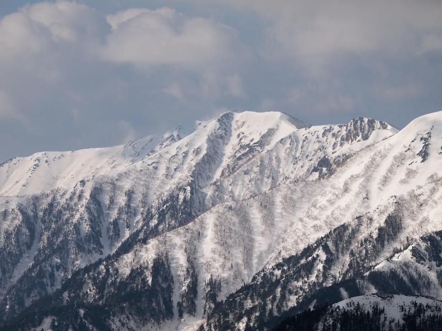 2012年 5月5日 北アルプス燕岳 13