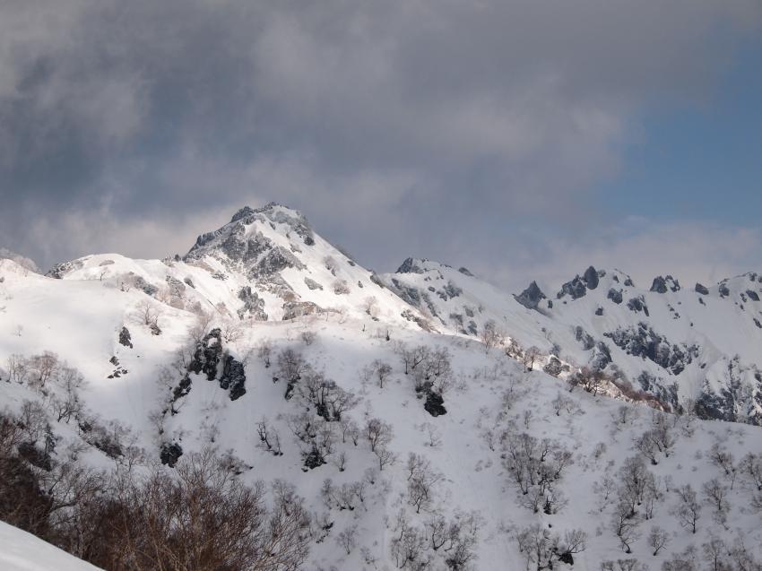 2012年 5月5日 北アルプス燕岳 16