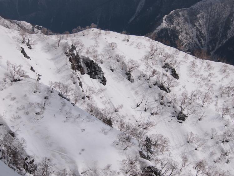 2012年 5月5日 北アルプス燕岳 17