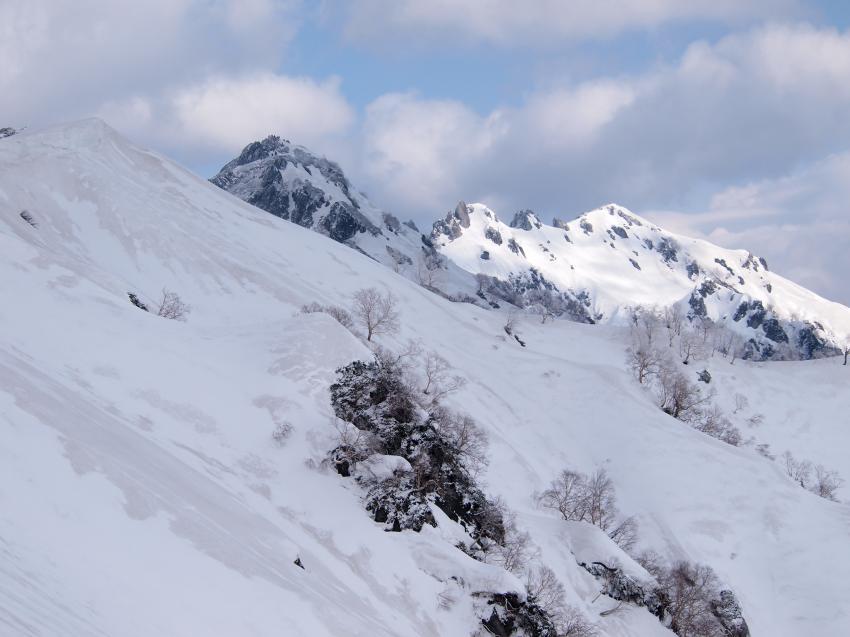 2012年 5月5日 北アルプス燕岳 18