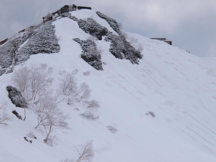 2012年 5月5日 北アルプス燕岳 19