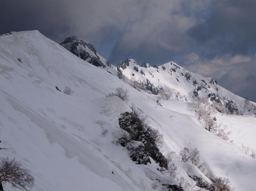 2012年 5月5日 北アルプス燕岳 20