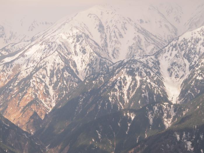 2012年 5月5日 北アルプス燕岳 23