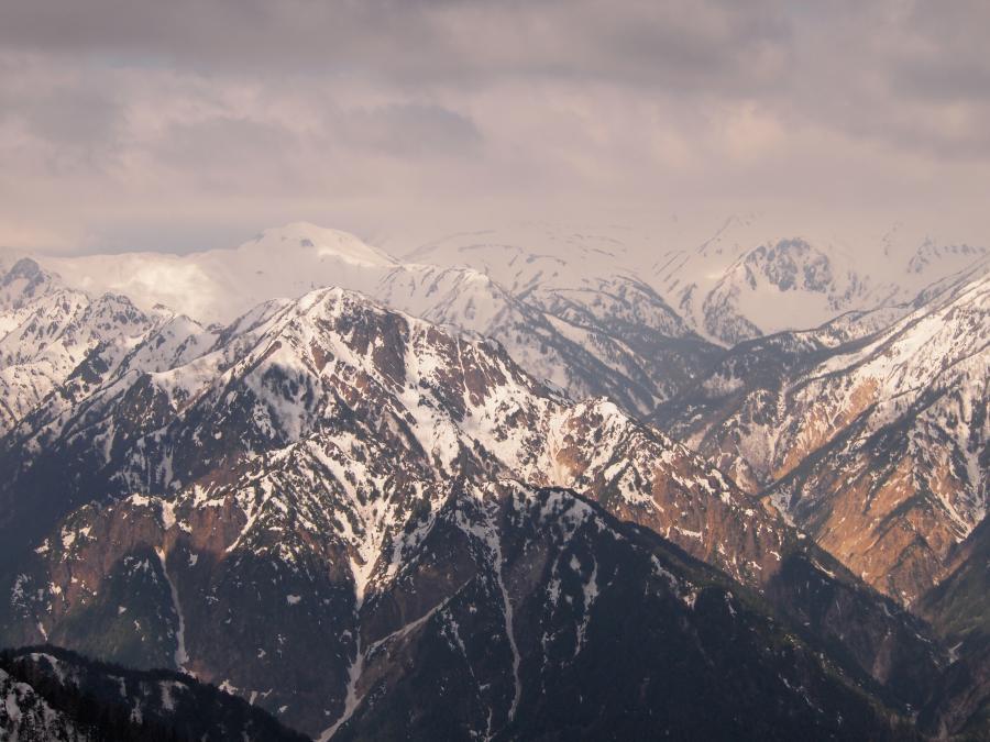 2012年 5月5日 北アルプス燕岳 24