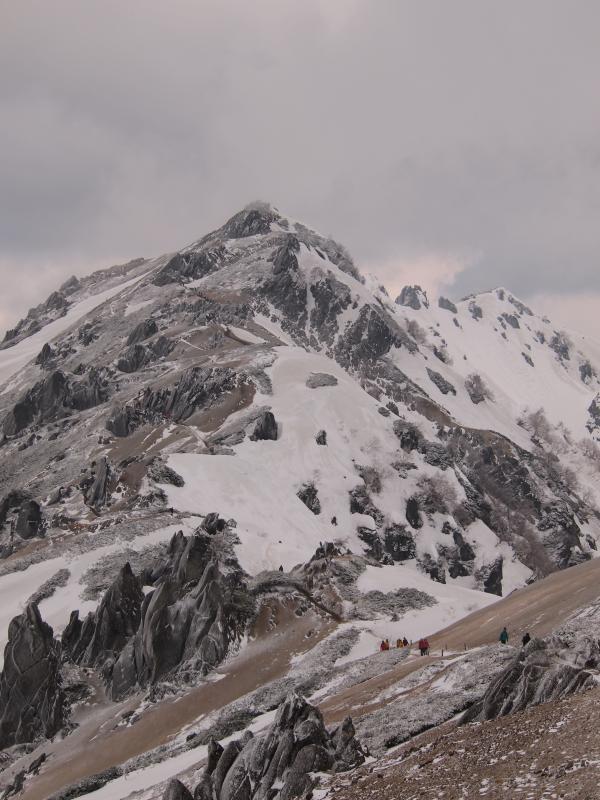 2012年 5月5日 北アルプス燕岳 26