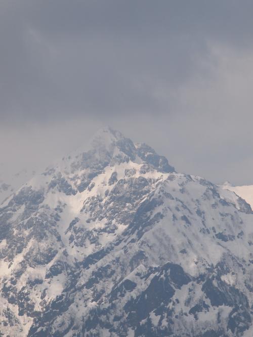 2012年 5月5日 北アルプス燕岳 28