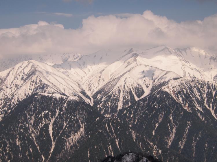 2012年 5月5日 北アルプス燕岳 29