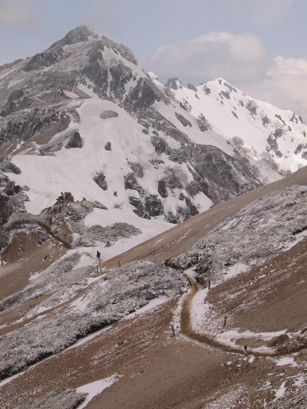 2012年 5月5日 北アルプス燕岳 30