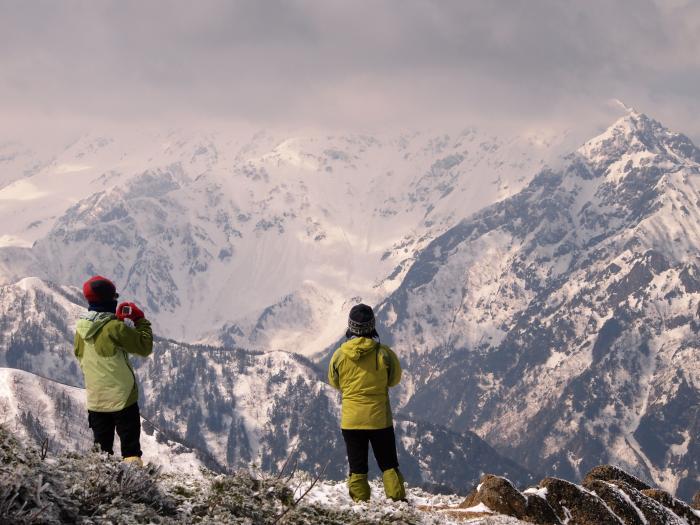 2012年 5月5日 北アルプス燕岳 32