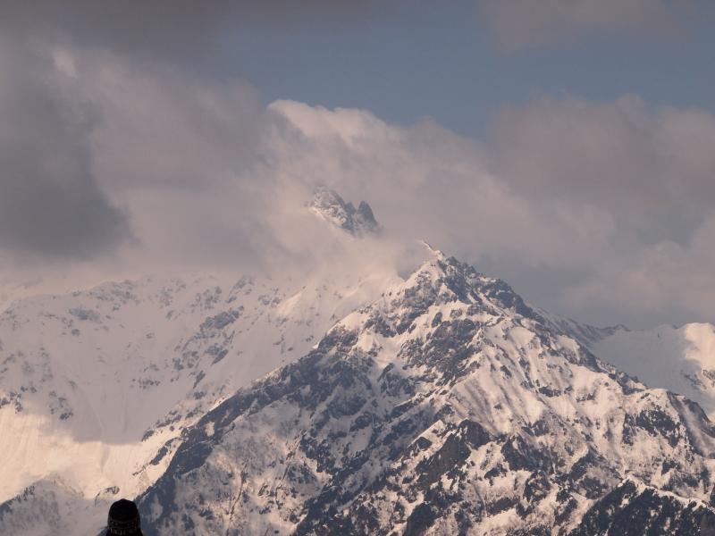 2012年 5月5日 北アルプス燕岳 33