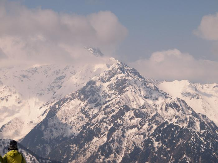 2012年 5月5日 北アルプス燕岳 35
