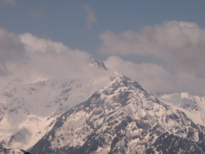 2012年 5月5日 北アルプス燕岳 36