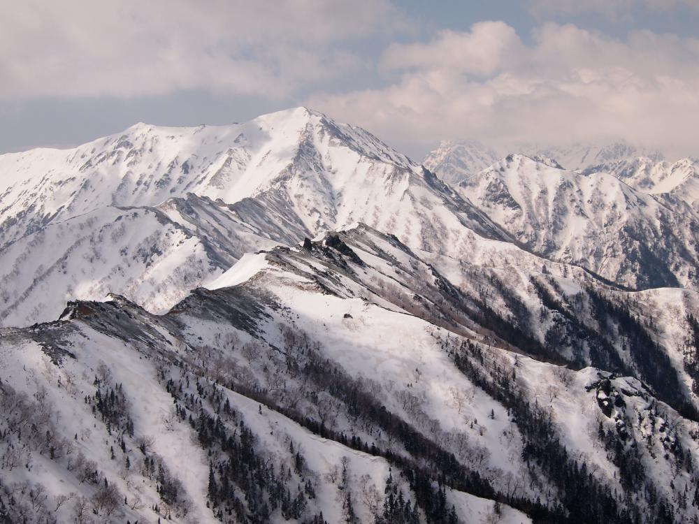 2012年 5月5日 北アルプス燕岳 39