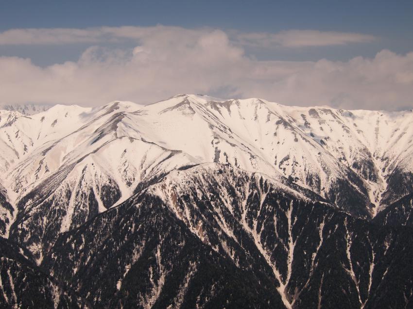 2012年 5月5日 北アルプス燕岳 40