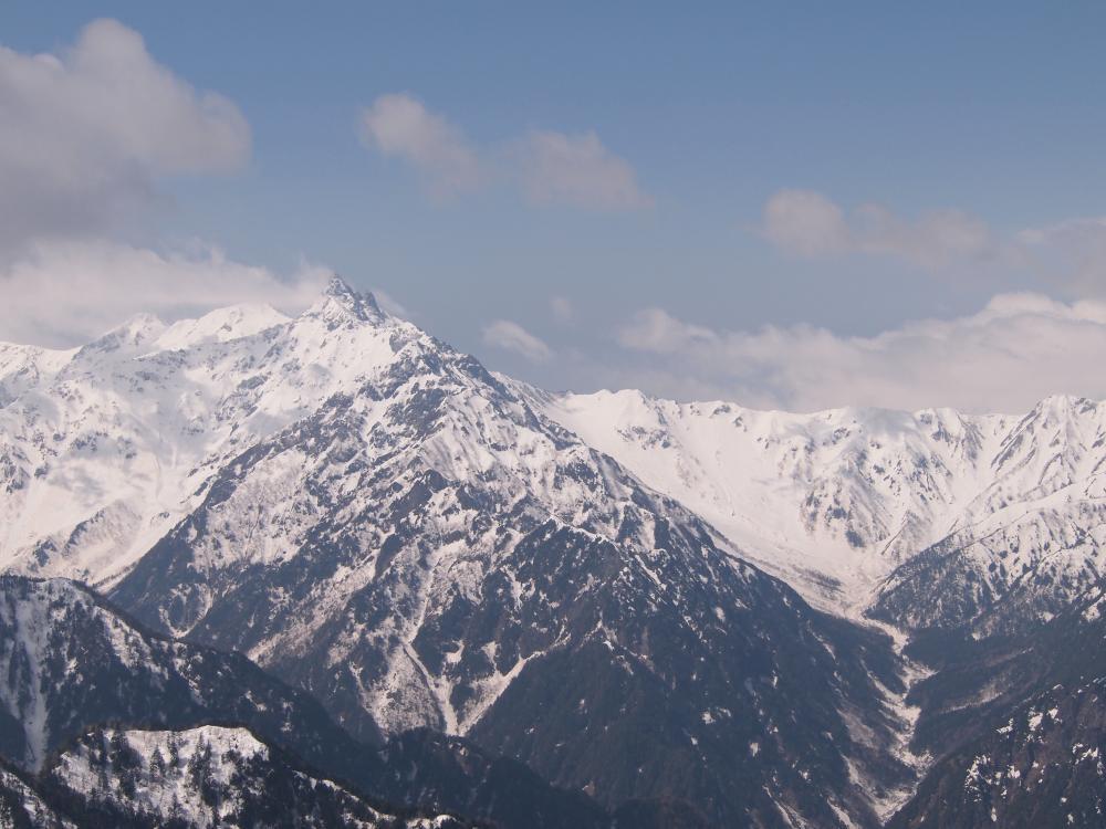 2012年 5月5日 北アルプス燕岳 42