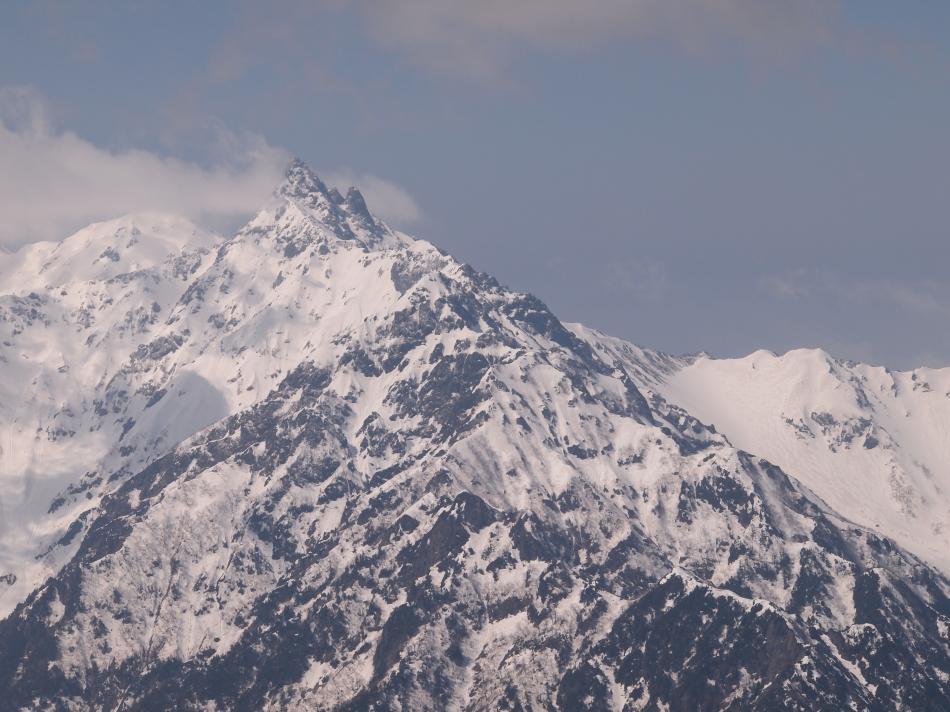 2012年 5月5日 北アルプス燕岳 43
