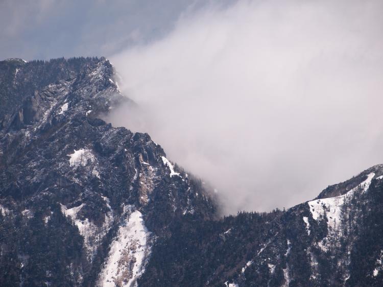 2012年 5月5日 北アルプス燕岳 44