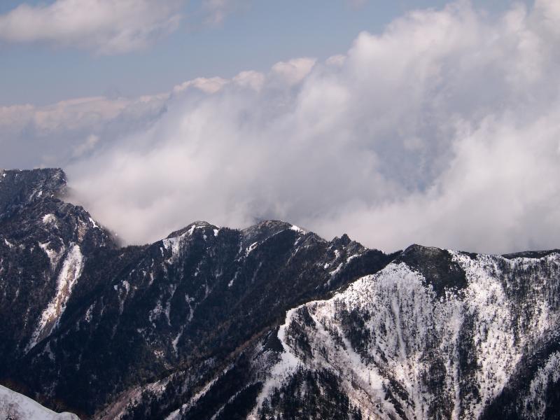 2012年 5月5日 北アルプス燕岳 45