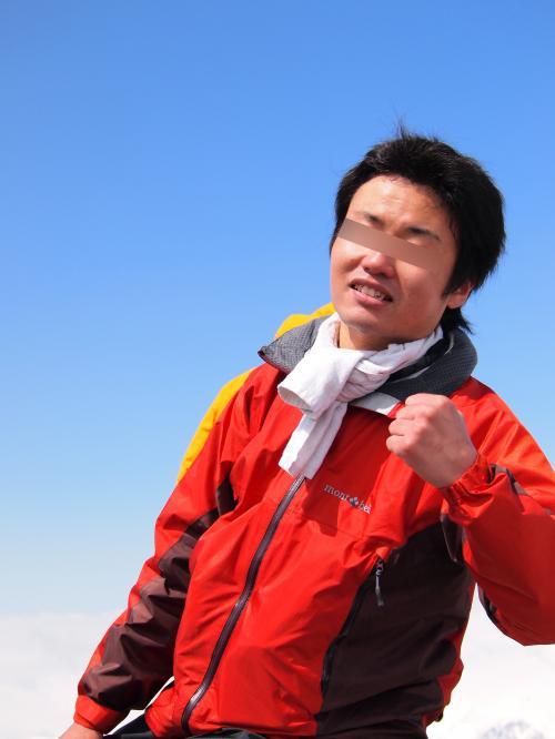 2012年 5月5日 北アルプス燕岳 46