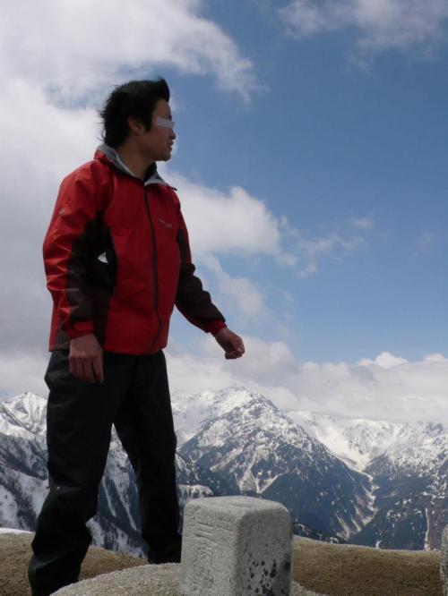 2012年 5月5日 北アルプス燕岳 51