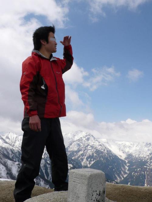 2012年 5月5日 北アルプス燕岳 52