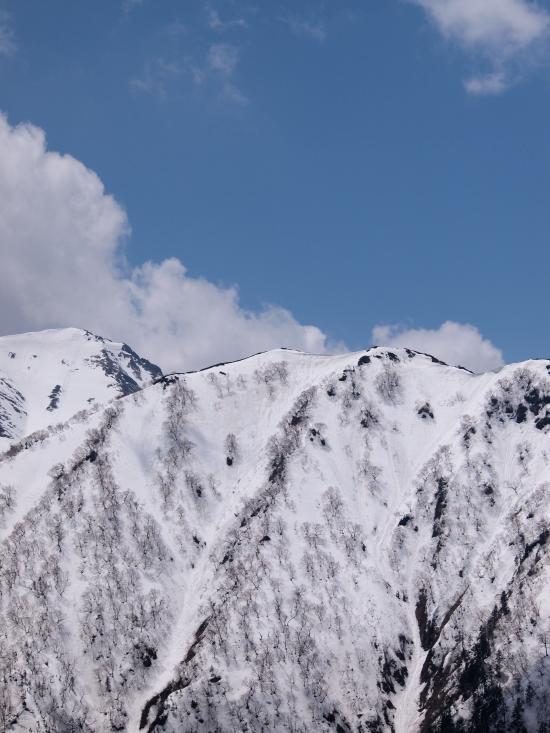 2012年 5月5日 北アルプス燕岳 65