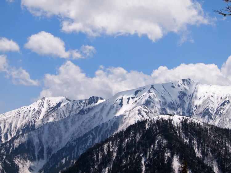 2012年 5月5日 北アルプス燕岳 66