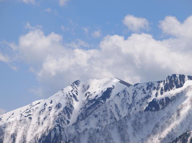 2012年 5月5日 北アルプス燕岳 67
