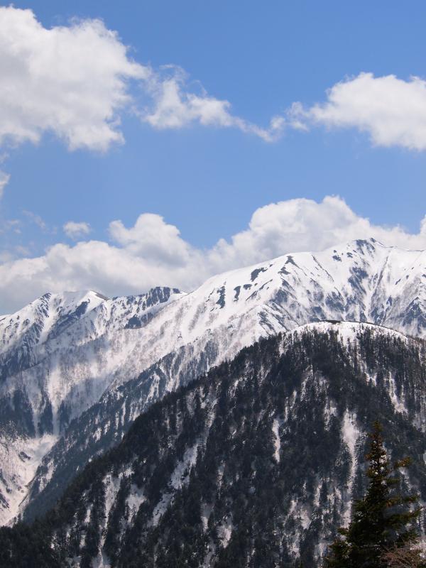 2012年 5月5日 北アルプス燕岳 68